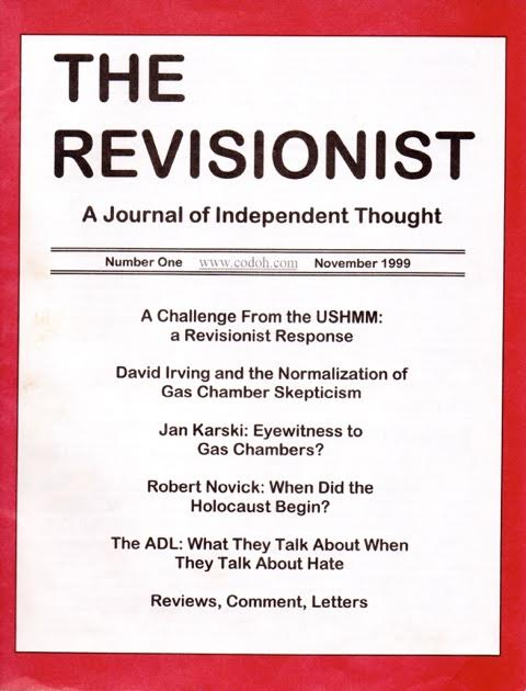 The Revisionist No. 1